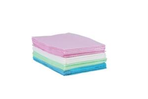 Dental towels groen 500 stuks