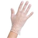 Vinyl handschoenen stretch ongepoederd
